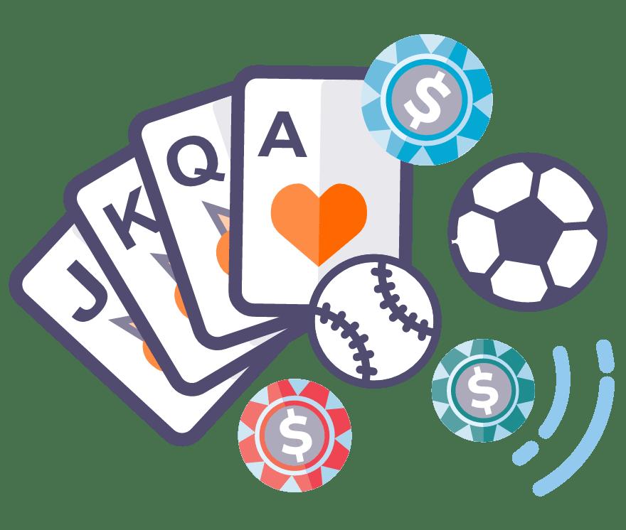 Los 17 mejores sitios de Casino de Sports Betting en línea en Columbia
