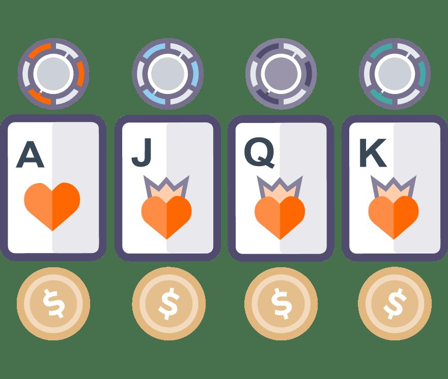 Los 2 mejores sitios de Casino de Faraón en línea en Columbia