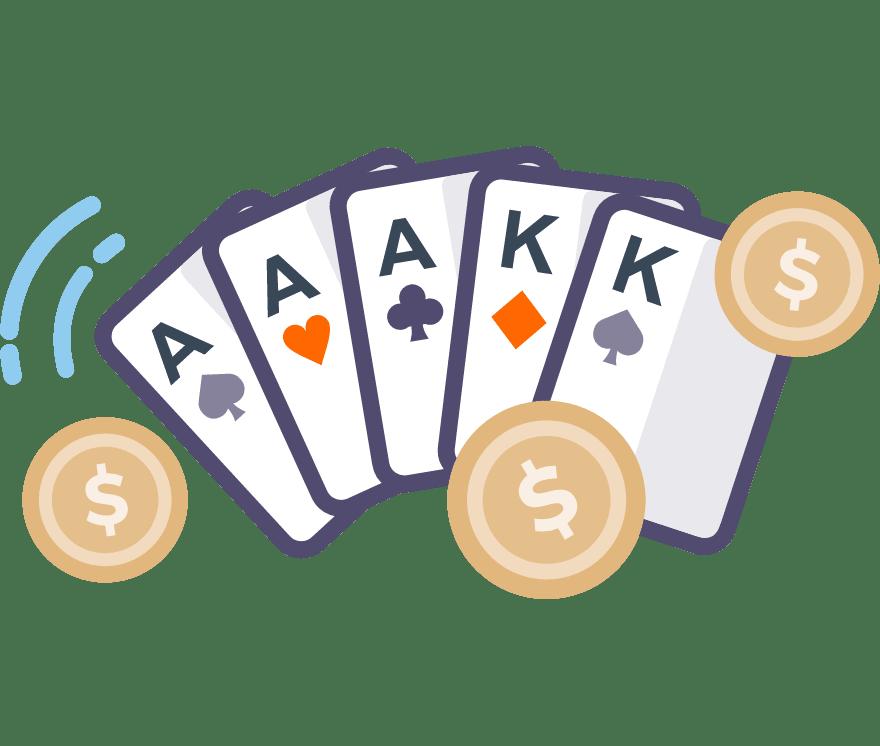 Los 108 mejores sitios de Casino de Póker en línea en Columbia