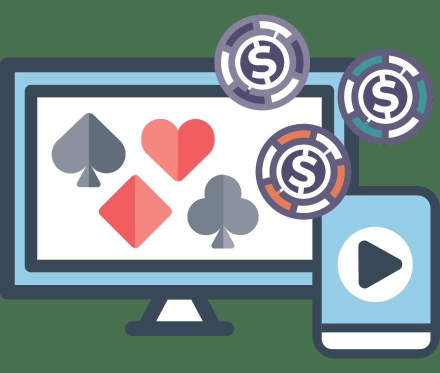 Los 77 mejores sitios de Casino de Vídeo póker en línea en Columbia