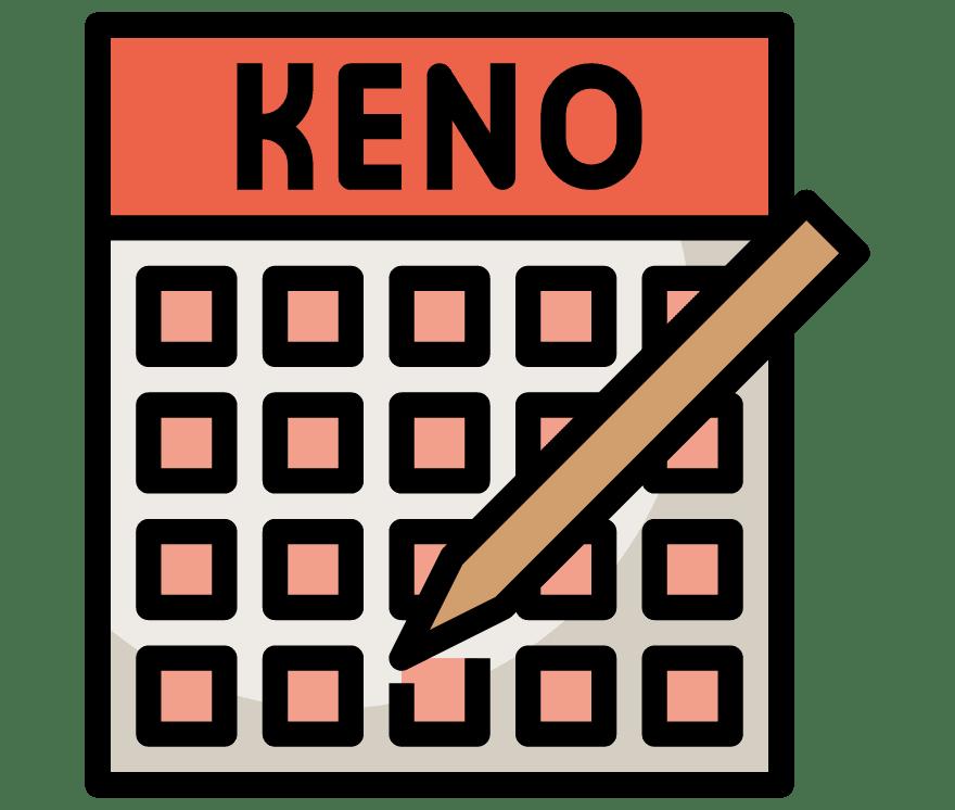 Los 40 mejores sitios de Casino de Keno en línea en Columbia