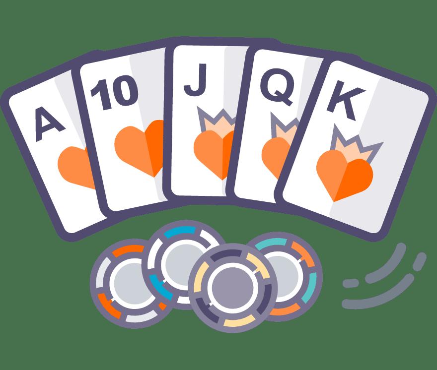 Los 59 mejores sitios de Casino de Texas Hold'em en línea en Columbia