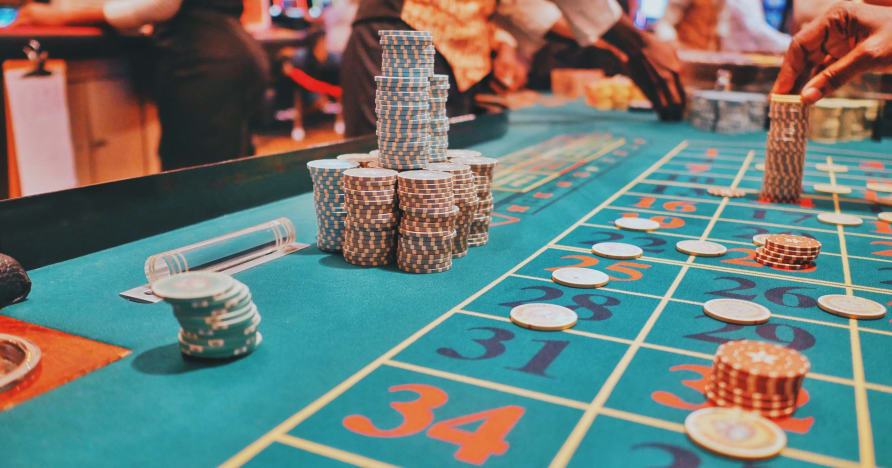 Ganancias ridículas en casinos online