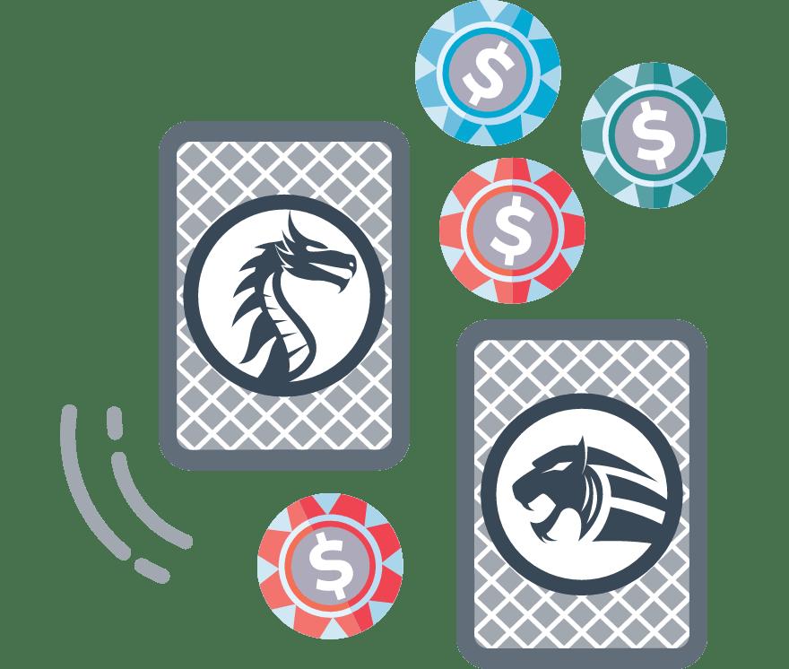 Los 54 mejores sitios de Casino de Dragón Tigre en línea en Columbia